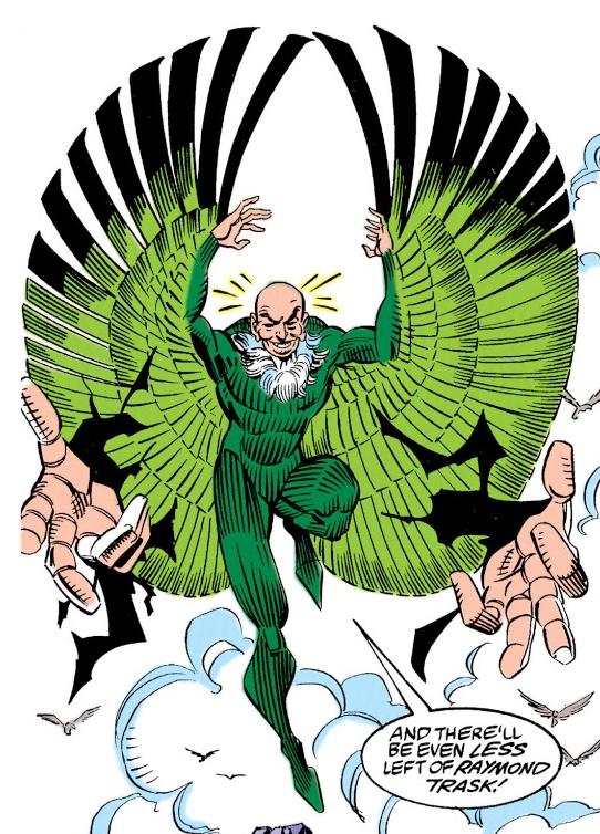 Vulture's Wings