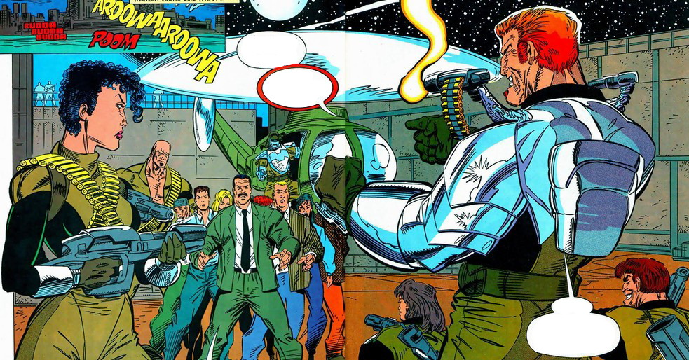 Warforce (Earth-616)