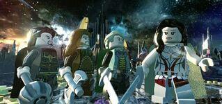 Warriors Three (Earth-13122)