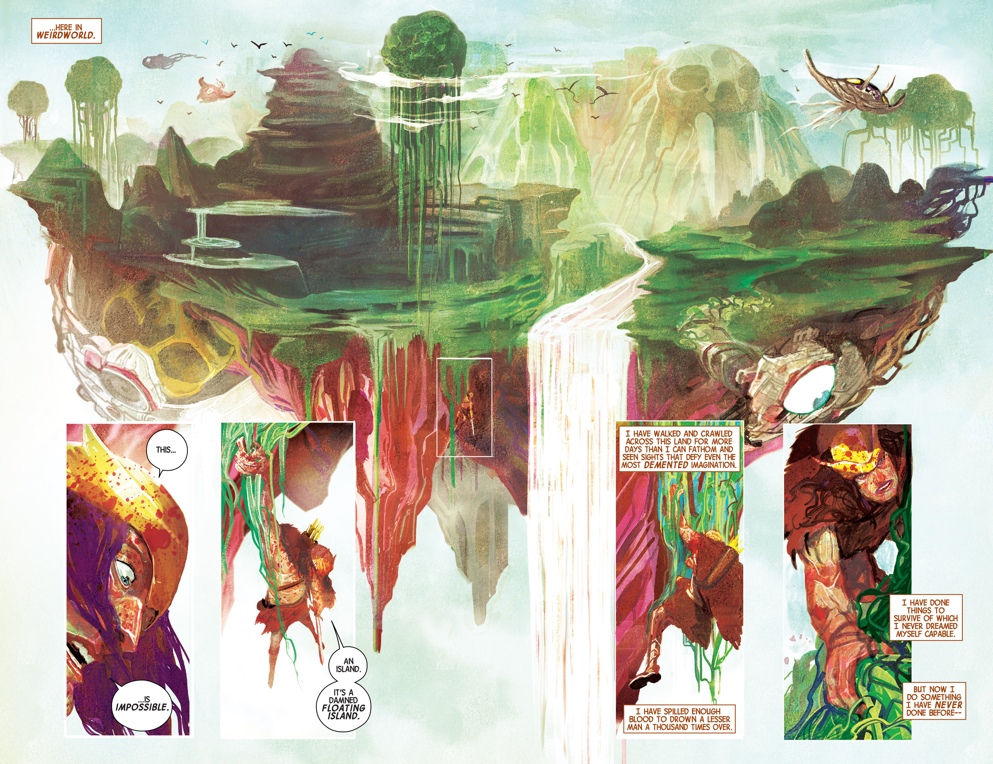 Weirdworld (Battleworld)