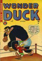 Wonder Duck Vol 1 2