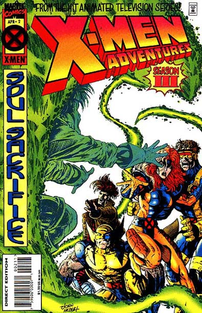 X-Men Adventures Vol 3 2