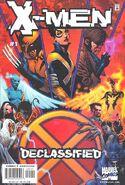 X-Men Declassified Vol 1 1