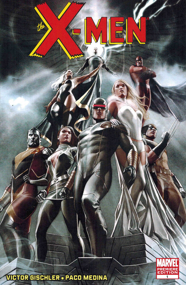 X-Men Vol 3 1 Granov Premiere Edition Variant.jpg