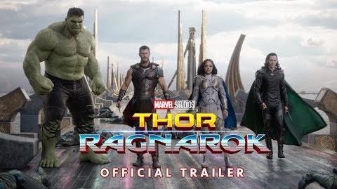 """Thor Ragnarok"" Official Trailer"