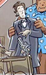 Abraham Lincoln (Earth-616)
