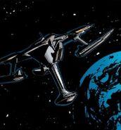 Alpha Flight Low-Orbit Space Station from Avengers Vol 6 0 001