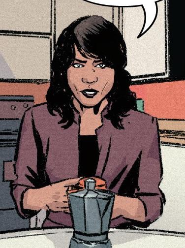 Alyssa Larimore (Earth-616)