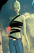 Amber (Mutant) (Earth-616) from Chamber Vol 1 1 001