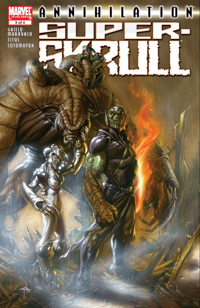Annihilation: Super-Skrull Vol 1 3