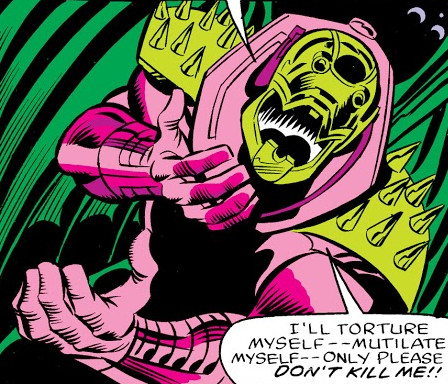 Annihilus (Earth-8312)