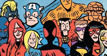 Avengers (Earth-Unknown) from Amazing Spider-Man Vol 3 1 001.jpg