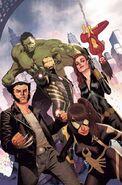 Avengers Assemble Vol 2 25 Textless