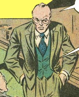 Bill Stuart (Earth-616)
