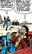 Bruce Banner (Earth-616) and Richard Jones (Earth-616) from Incredible Hulk Vol 1 1 001