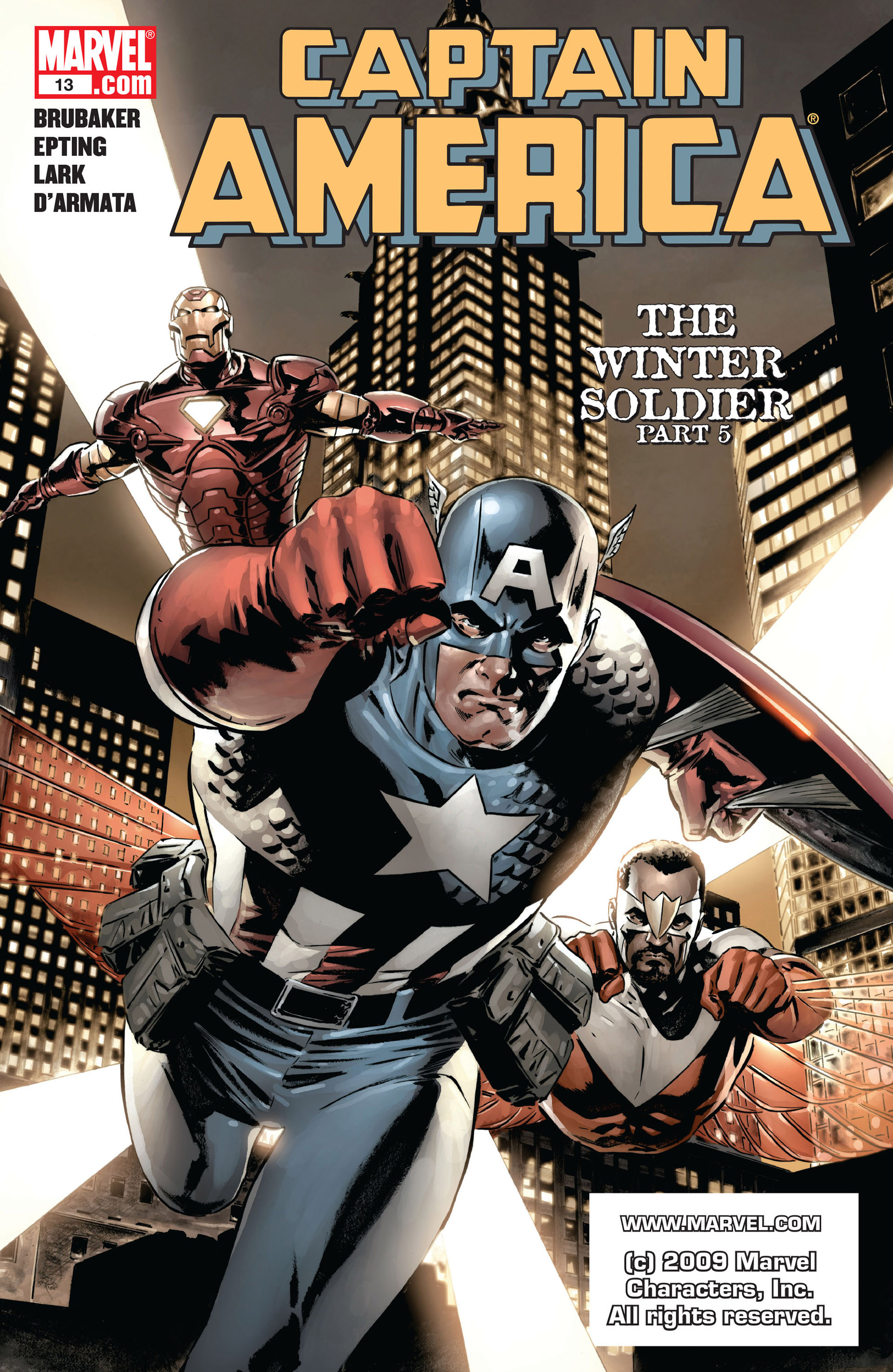 Captain America Vol 5 13