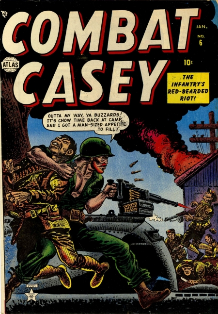 Combat Casey Vol 1