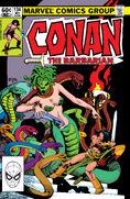 Conan the Barbarian Vol 1 134