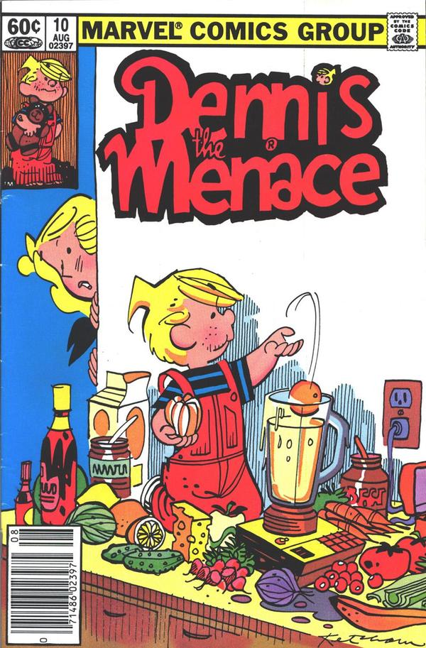 Dennis the Menace Vol 1 10