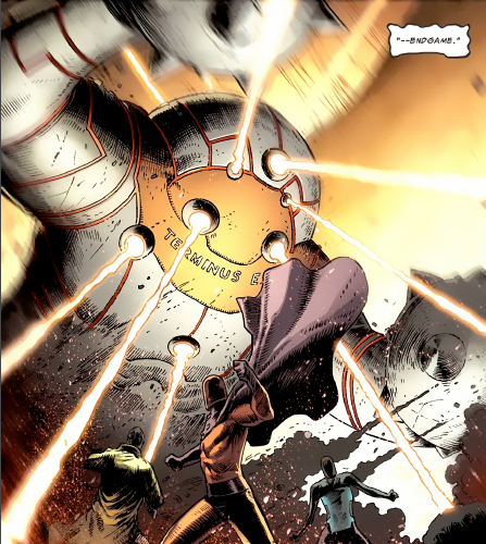Endgame (Legion Personality) (Earth-616)