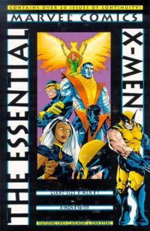 Essential Series: X-Men Vol 1