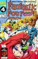 Fantastic Four Unlimited Vol 1 2