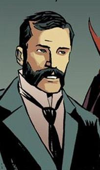 Frederick Abberline (Earth-616)