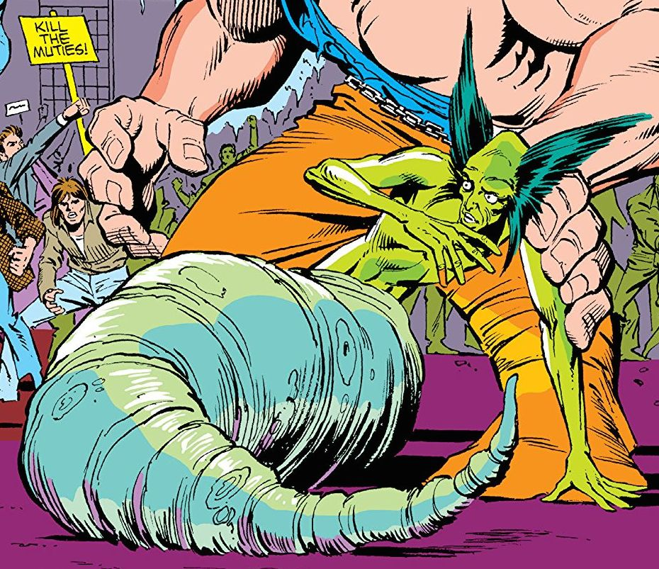Glow Worm (Earth-616)