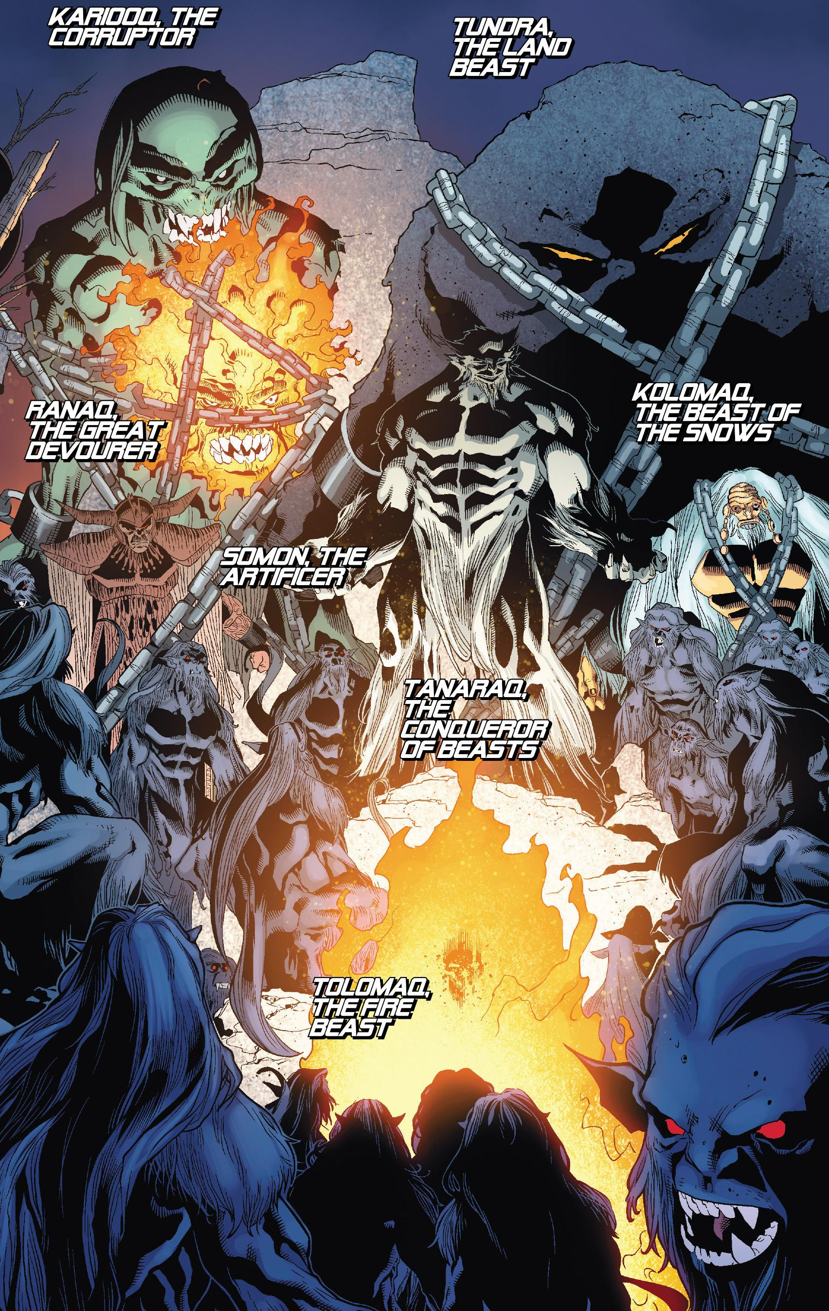 Great Beasts (Earth-616)