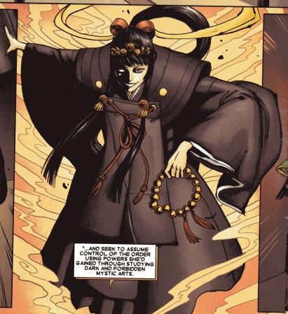 Hana Yanowa (Earth-616)