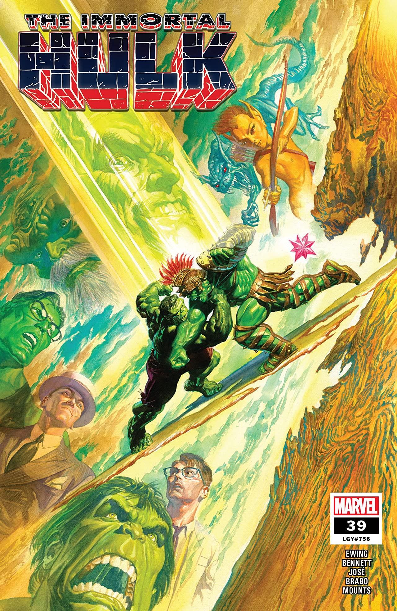 Immortal Hulk Vol 1 39
