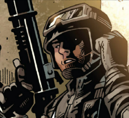 Captain Koenig (Earth-616)