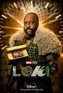 Loki (TV series) poster 011