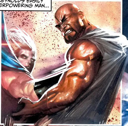 Luke Cage (Earth-21119)