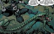 MacDonald Gargan (Earth-13264) from Age of Ultron vs. Marvel Zombies Vol 1 2 0001.jpg