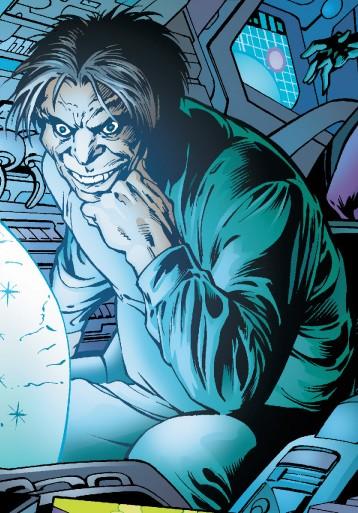 Mad Thinker (Earth-71166)