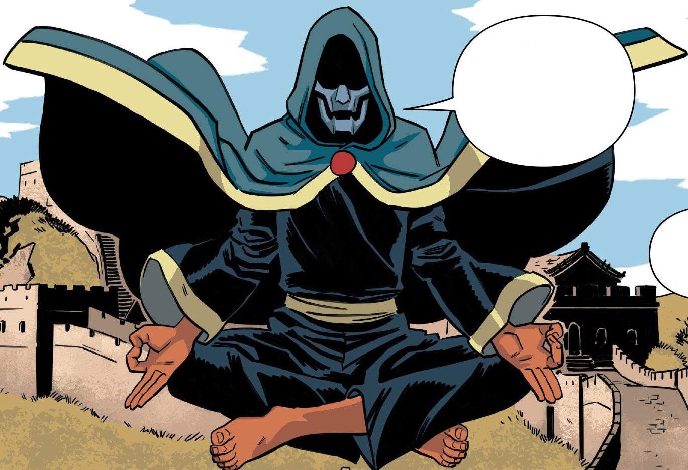 Mahatma Doom (Earth-616)