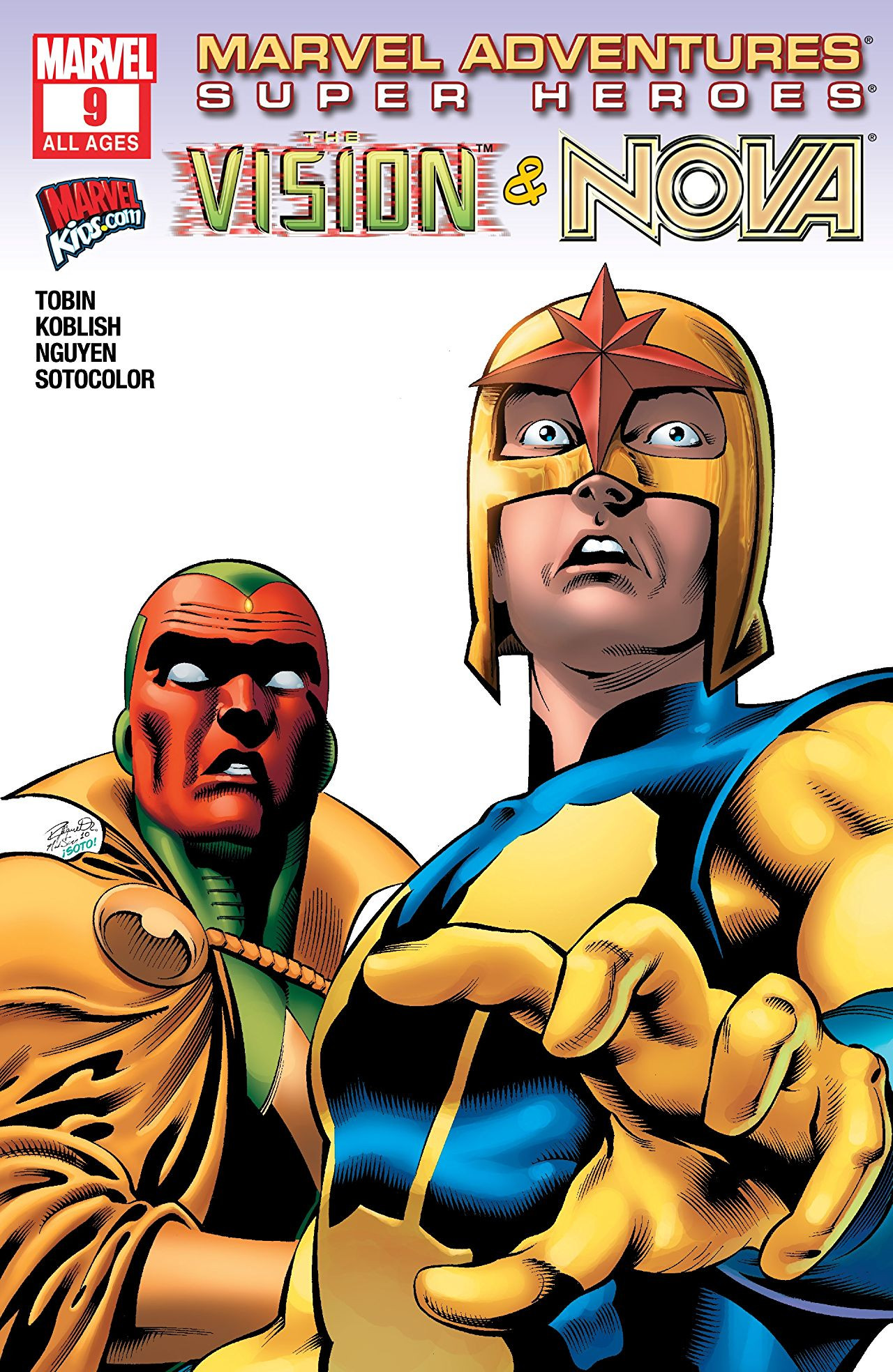 Marvel Adventures: Super Heroes Vol 2 9