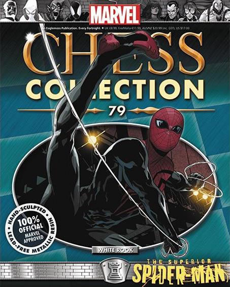 Marvel Chess Collection Vol 1 79
