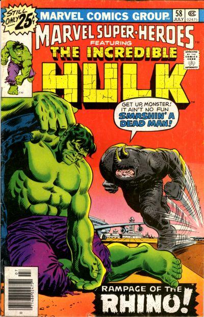 Marvel Super-Heroes Vol 1 58