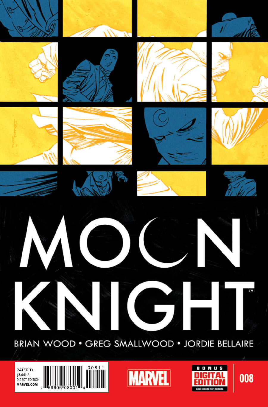 Moon Knight Vol 7 8