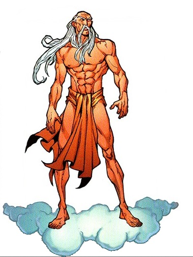Ouranos (Earth-616)