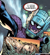 Peter Parker (Earth-616) from Amazing Spider-Man Vol 1 672 0001