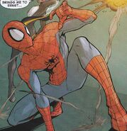Peter Parker (Earth-616) from Spider-Man and the X-Men Vol 1 6 001
