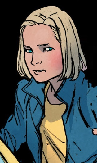 Sally Blevins (Earth-616)