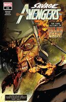 Savage Avengers Vol 1 24