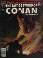 Savage Sword of Conan Vol 1 79