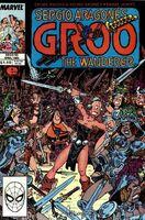 Sergio Aragonés Groo the Wanderer Vol 1 50