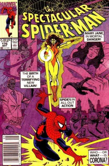 Spectacular Spider-Man Vol 1 176