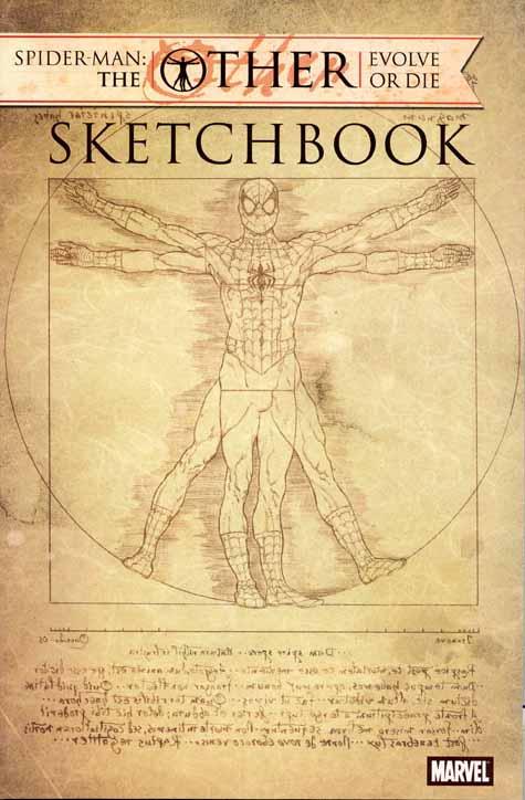 Spider-Man: The Other Sketchbook Vol 1 1